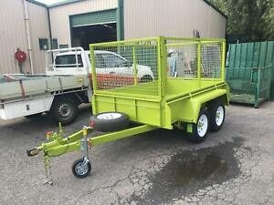 Heavy duty tandem trailers built to order Smithfield Playford Area Preview