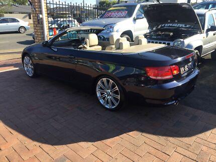 BMW 335i Turbo convertible cars Bundall Gold Coast City Preview