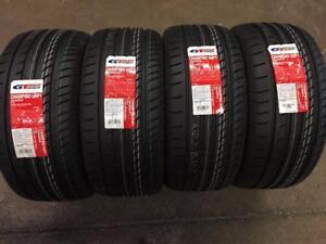 245/40ZR18 GT Radial Summer Performance Tires (Full Set)