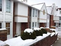 NEW PRICE Live Downtown, Frontenac Village 3 bed townhome condo