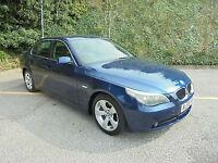 (53) 2003 BMW 520 2.2 SE Full Service History 6 Speed Full Leather Trim