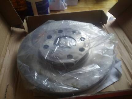 Holden Astra 2001 brakes and discs