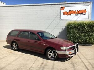 2002 Ford Falcon wagon for sale Airport West Moonee Valley Preview
