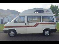 VW T4 Coachbuilt Campervan