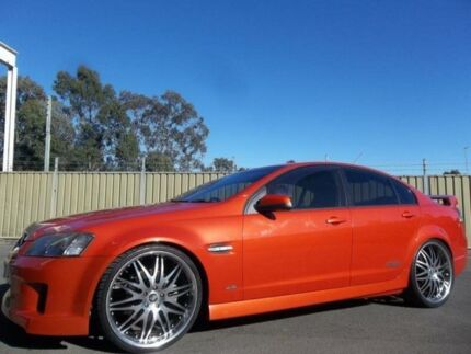 2006 Holden Commodore VE SS-V Ignition 6 Speed Automatic Sedan