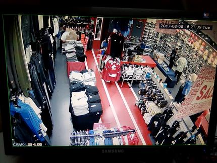 CCTV CAMERA INSTALL FULL HD ( LICENSED)