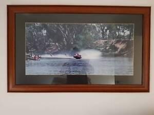 Water Ski Racing Photo Ian Tricker Racing (Showdown) Geelong Geelong City Preview