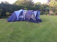 Vango Diablo 600 6 Man Tent