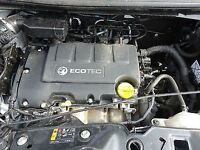 vauxhall corsa d a12xer engine out of a 2012 with 36k miles and warranty