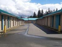 24 HOUR STORAGE FACILITY / TRUCK AND TRAILER RENTAL/ RV PARKING
