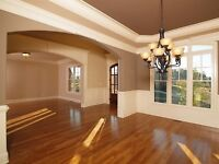 Taping, popcorn ceiling, drywall, painting