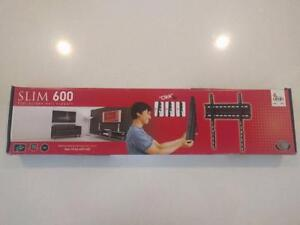 """OMB Slim 600 LED LCD TV Wall Mount - 32""""-60"""" Perth Perth City Area Preview"""