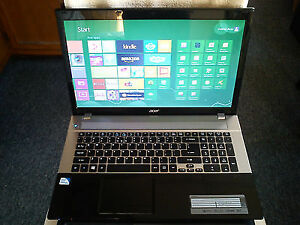 "Acer Aspire-V3-731-17.3"" Laptop"