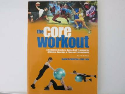 The Core Workout : Joanne Elphinston