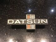 Datsun 1980's grill emblem Nedlands Nedlands Area Preview