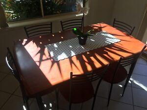 6 piece dining table Sans Souci Rockdale Area Preview