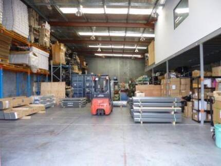 Warehouse space 50 sqm with NBN wifi rent from 4 wks to 3 yrs