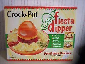 Mexican Crock Pot Fiesta Dipper Kitchener / Waterloo Kitchener Area image 1