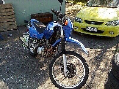 Yamaha xt600 2000mdl