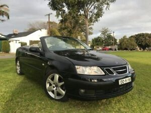 2007 Saab 9-3 442 MY2007 Linear Sport TiD Black 6 Speed Sports Automatic Convertible Somerton Park Holdfast Bay Preview