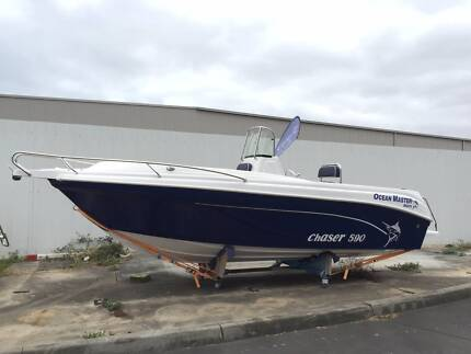 Ocean Master Center Console 590 Winter Clearance Sale!