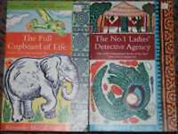 Alexander McCall Smith books - The No.1 Ladies Detective Agency. The Full Cupboard of Life