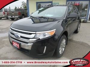 2011 Ford Edge LOADED LIMITED EDITION 5 PASSENGER ALL WHEEL DRIV