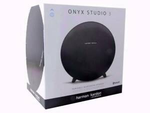 BRAND NEW HARMAN KARDON ONYX STUDIO 3 BLUETOOTH SPEAKER Surfers Paradise Gold Coast City Preview