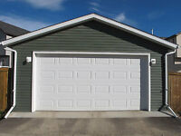 Complete Garage Packages available, Financing available as well