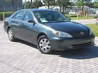 2003 Toyota Camry  X-Taxi!  FULL ELECTRIC!!