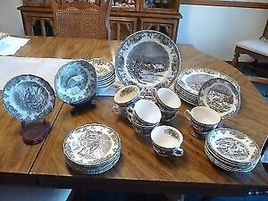 Johnson Brothers Friendly Village Dinnerware MADE IN ENGLAND