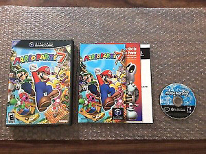 Mario Party 7 For Sale