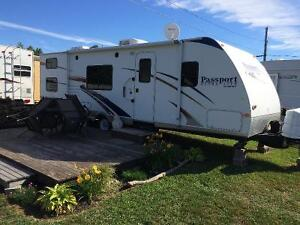 2009 Passport 280BH Travel Trailer