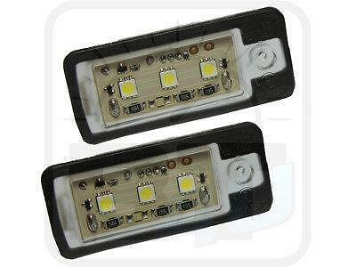 Audi LED Kentekenverlichting A2 A3 A4 A5 A8 Q5 Q7