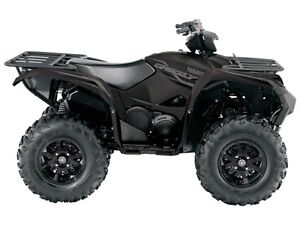 2016 Yamaha Grizzly EPS SE