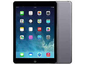iPad Air 16gb Black and Silver