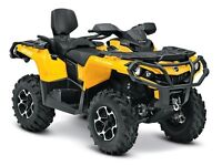 2015 Can-Am Outlander MAX XT 1000