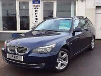 2009 09 BMW 525 3.0TD Touring auto 2009MY d SE Business Edition~HISTORY~