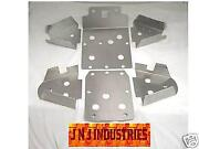 Yamaha Rhino Skid Plates