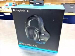 Ecouteurs Gamer LOGITECH G933 Artemis Spectrum **Parfaite Condition**  #F022400