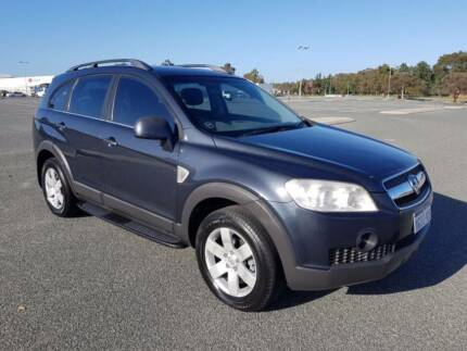 2008 Holden Captiva CX Turbo Diesel 7 Seater Auto *$68 per week*