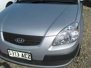 2008 Kia Rio Hatchback MANUAL