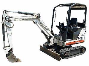Excavator for hire - MSBM Riverstone Blacktown Area Preview