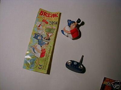 """""""Break Dance Crew"""" 2003 Mädchen 705261 mit BPZ """"TOP"""""""