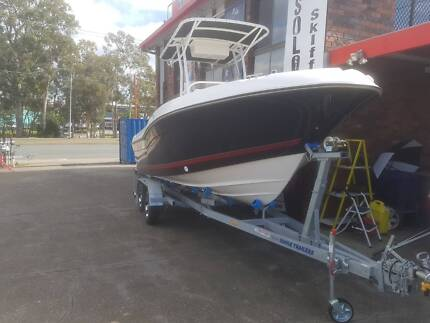 Striper 200CC Boat and Trailer Package ONE ONLY!!!