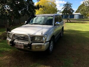 2004 TOYOTA LANDCRUISER SAHARA Haden Toowoomba Surrounds Preview