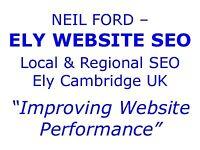"Neil Ford – Ely Website SEO, Ely, Cambridge UK   ""Improving Website Performance"""