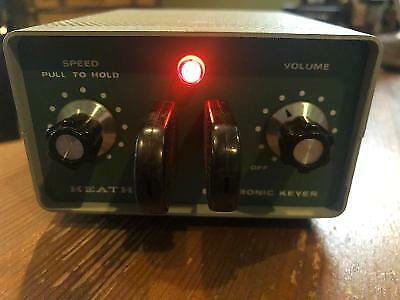 Heathkit HD-1410 Electronic Keyer