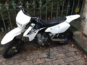 2010 Suzuki Drz-400sm with 440 Big bore Surry Hills Inner Sydney Preview