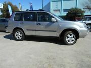 2006 Nissan X-Trail T30 MY06 ST-S X-Treme (4x4) Silver 5 Speed Manual Wagon Victoria Park Victoria Park Area Preview